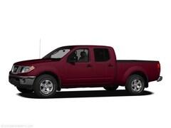 2011 Nissan Frontier SV RWD Truck Crew Cab