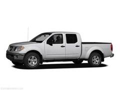 2011 Nissan Frontier SV Truck Crew Cab 1N6AD0EVXBC442537