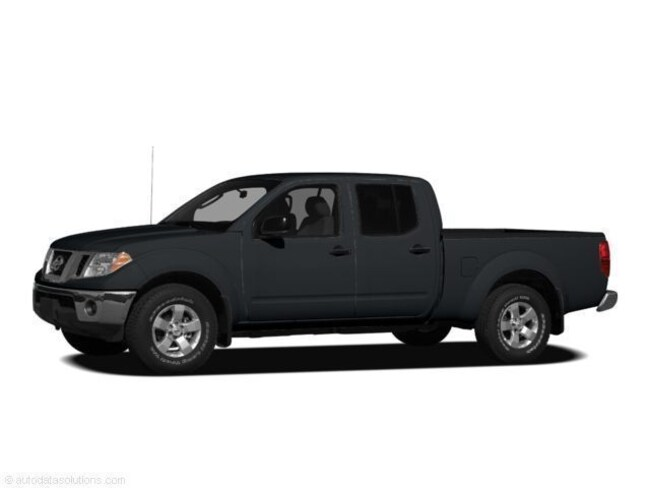 2011 Nissan Frontier PRO-4X Truck Crew Cab