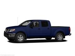 2011 Nissan Frontier SL Truck Crew Cab