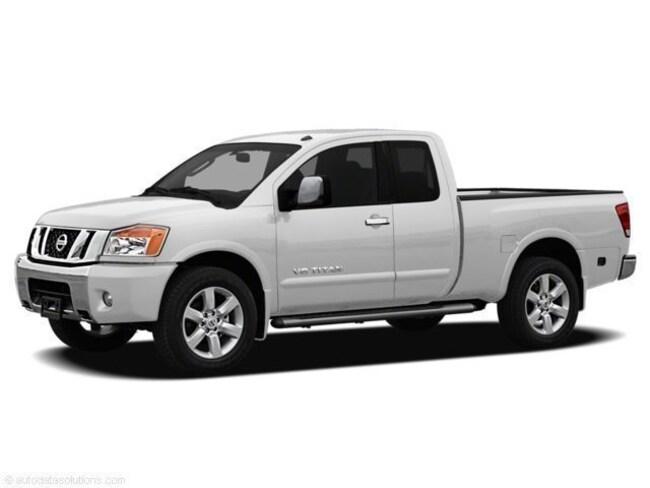 2011 Nissan Titan PRO-4X Truck King Cab