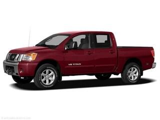 2011 Nissan Titan Truck Crew Cab