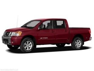 2011 Nissan Titan S Truck Crew Cab
