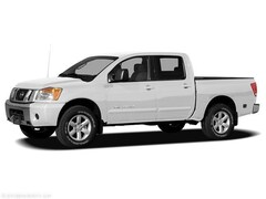 Used 2011 Nissan Titan SL Truck Crew Cab Yorkville, NY