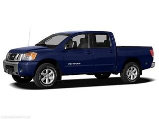 2011 Nissan Titan SL Truck