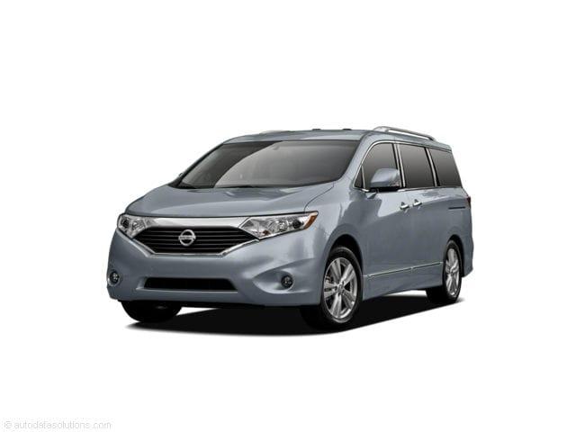 2011 Nissan Quest SV Passenger Van