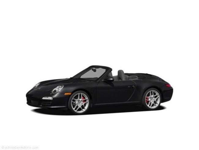 Pre-Owned 2011 Porsche 911 Carrera S Convertible For Sale in Los Angeles, CA