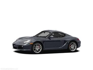 2011 Porsche Cayman 2dr Cpe Coupe