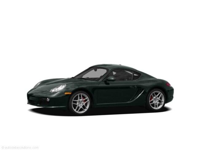 2011 Porsche Cayman Base Coupe