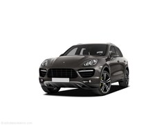 2011 Porsche Cayenne Turbo Navigation & Panoramic Sunroof SUV