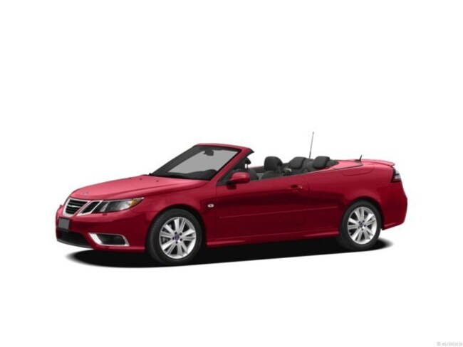 2011 Saab 9-3 Turbo4 Convertible