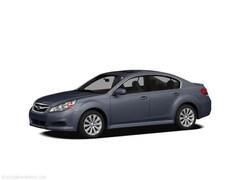 Used 2011 Subaru Legacy 2.5i Premium Sedan 4S3BMBC67B3242441 Sterling, VA