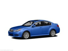 Bargain 2011 Subaru Legacy 2.5i Prem AWP 4dr Sdn H4 Auto Sedan for sale in Columbus, OH