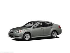 2011 Subaru Legacy 2.5i Premium Sedan