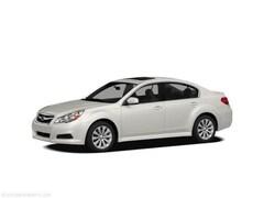 Used 2011 Subaru Legacy 2.5i Premium w/Moonroof Package Sedan In Portland, ME