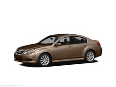 Used 2011 Subaru Legacy 2.5i Limited Sedan for sale in Parkersburg, WV