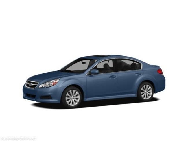 2011 Subaru Legacy 2.5i Ltd Pwr Moon/Navigation Sedan