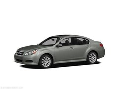 Used 2011 Subaru Legacy 2.5i Sedan Near Cleveland