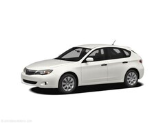 2011 Subaru Impreza 2.5i Hatchback