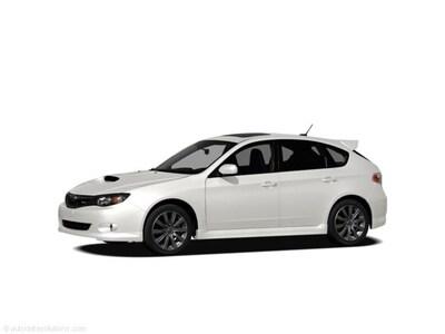 2011 Subaru Impreza Wagon WRX WRX Man WRX