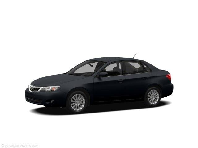 2011 Subaru Impreza 2.5i Sedan
