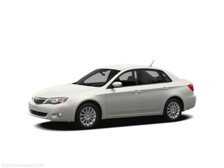 Used 2011 Subaru Impreza 2.5i Sedan Painesville