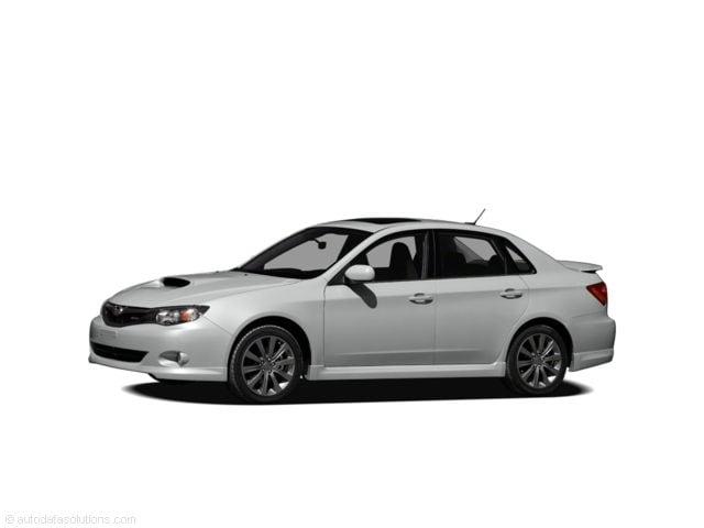 2011 Subaru Impreza WRX WRX Premium Sedan