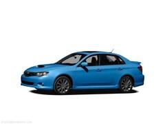 2011 Subaru Impreza Sedan WRX WRX Premium Sedan