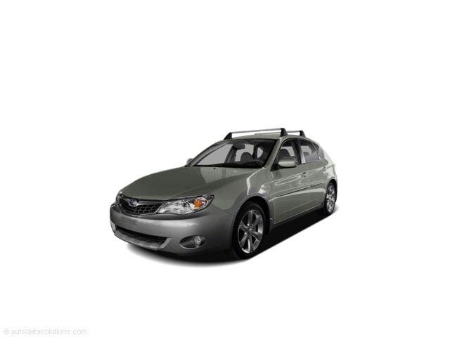 2011 Subaru Impreza Outback Sport Hatchback