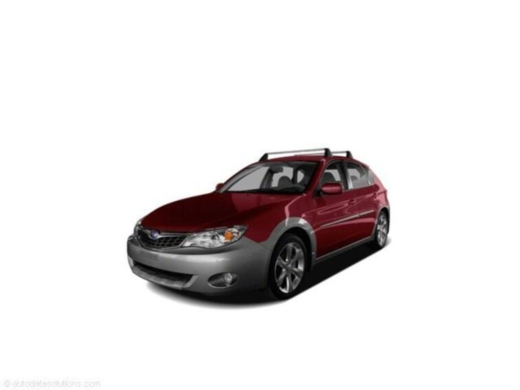 Used 2011 Subaru Impreza Outback Sport Sedan Camellia Red Pearl For