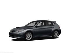 2011 Subaru Impreza WRX STi Hatchback