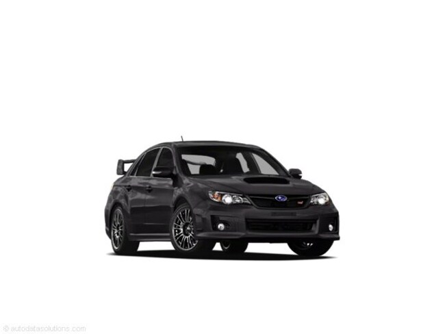 Used 2011 Subaru Impreza Sedan WRX WRX STI 4dr Car for sale near Jersey City