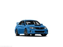 2011 Subaru Impreza Sedan WRX WRX STI Limited Man WRX STI Limited