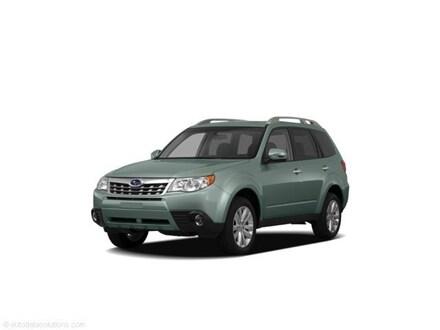2011 Subaru Forester 2.5X Auto 2.5X w/Alloy Wheel Value Pkg