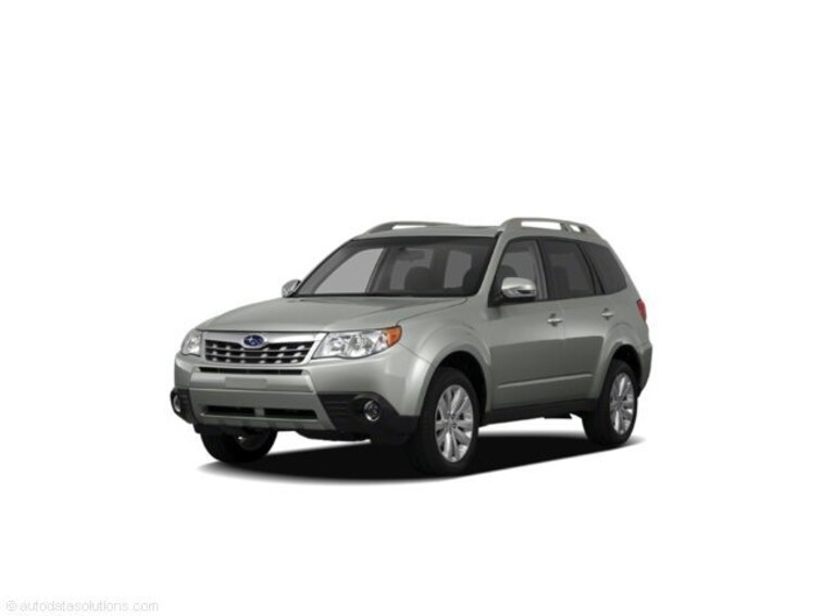 Used 2011 Subaru Forester 2.5X SUV For Sale  Parkersburg, WV