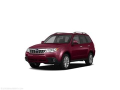 Bargain Used 2011 Subaru Forester 2.5X Premium w/All-Weather Pkg SUV for Sale in Potsdam, NY
