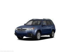 Used 2011 Subaru Forester 2.5X Premium w/All-Weather Pkg SUV in Bennington, VT