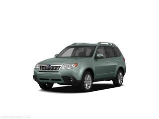2011 Subaru Forester 4dr Auto 2.5X Premium w/All-Weather Sport Utility