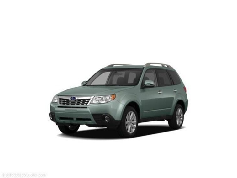 Used 2011 Subaru Forester 2.5X Premium SUV Wickliffe