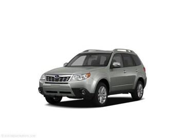 2011 Subaru Forester SUV