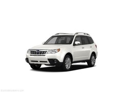 Used 2011 Subaru Forester 2.5X SUV In Auburn, ME