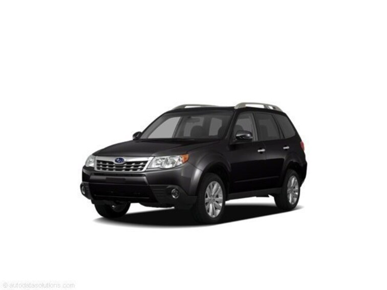 Used 2011 Subaru Forester 2.5X Limited SUV in Waterloo IA