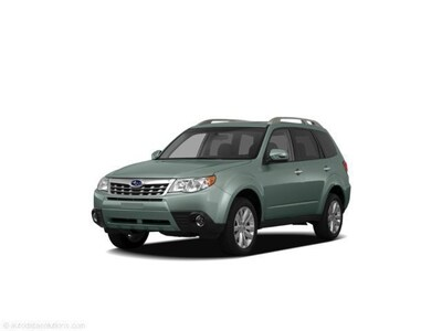 2011 Subaru Forester 2.5X Limited SUV