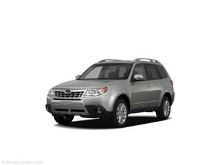 2011 Subaru Forester 2.5X Limited SUV