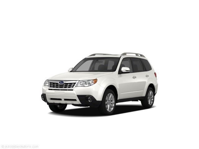 2011 Subaru Forester 2.5X Limited Auto 2.5X Limited