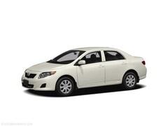 2011 Toyota Corolla Base Sedan