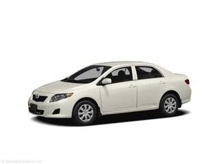 2011 Toyota Corolla S Sedan