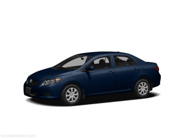 2011 Toyota Corolla Sedan