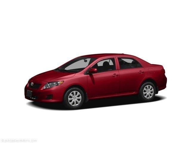 2011 Toyota Corolla LE Sedan