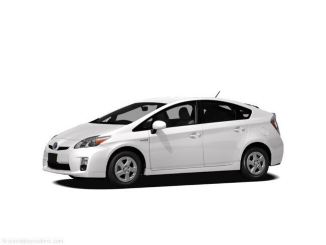 Pre-Owned 2011 Toyota Prius Two Hatchback in Warren, OH